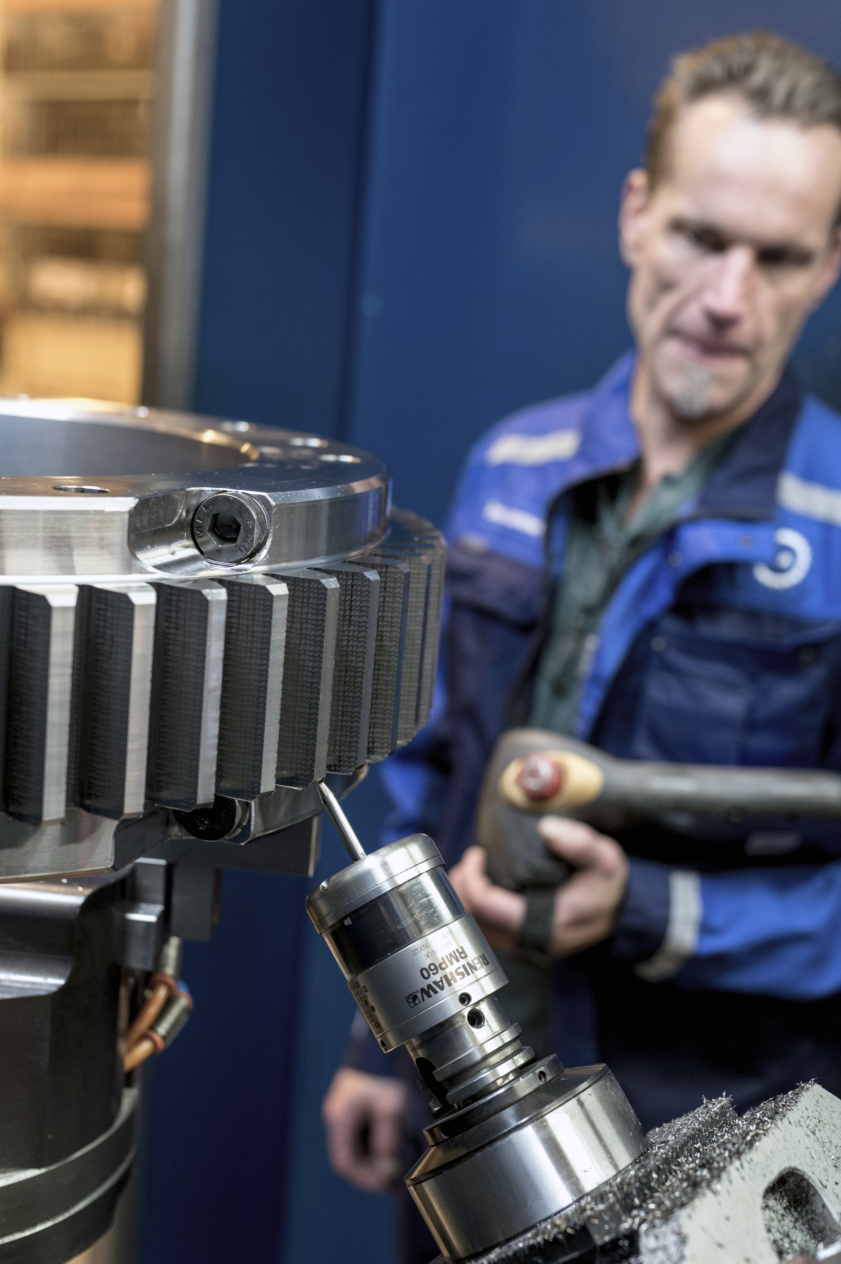 Gear manufacturer achieves consistent quality with automated