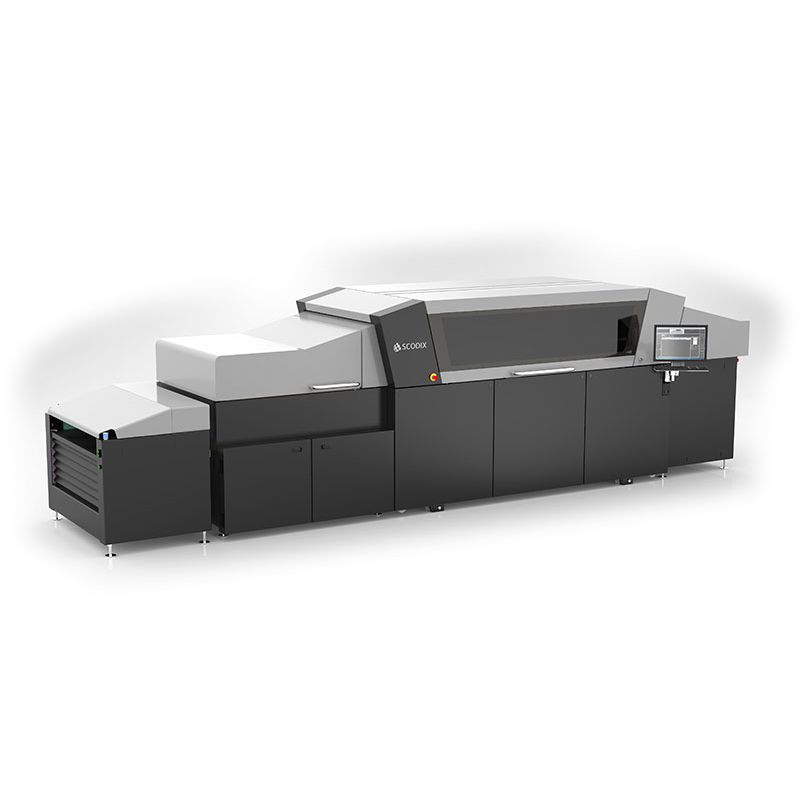 Scodix Ultra™ digital enhancement printing presses