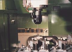 1977 First machine tool probe