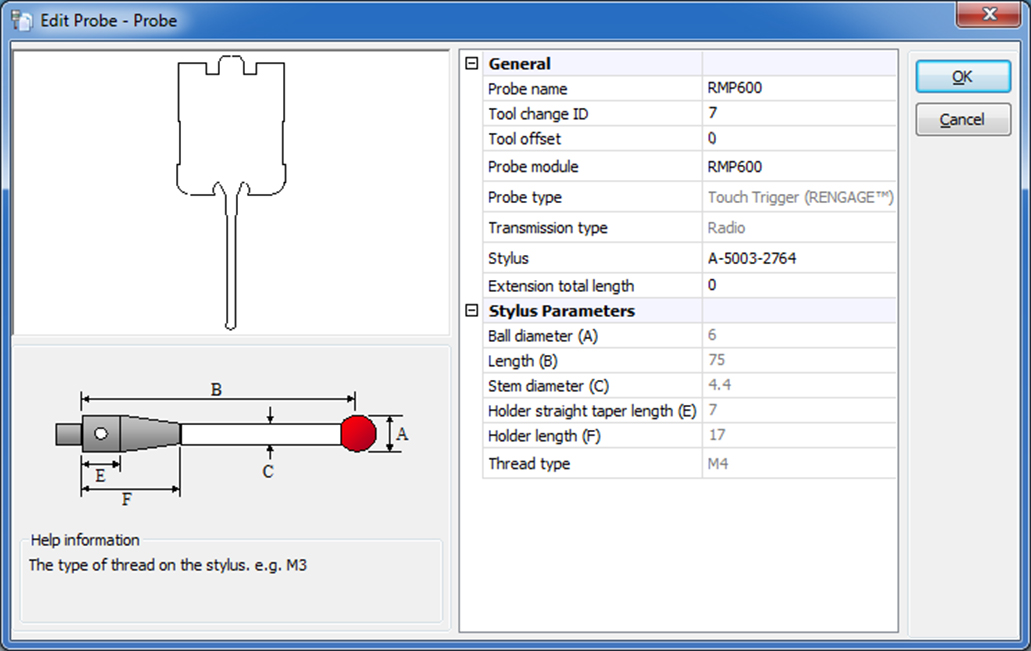 Productivity+™ – PC-based probe software for machining centres