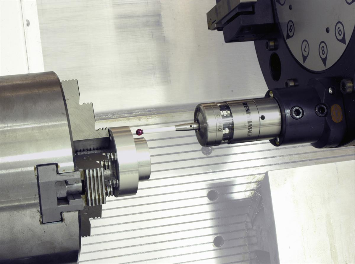 Olp40 Lathe Touch Probe