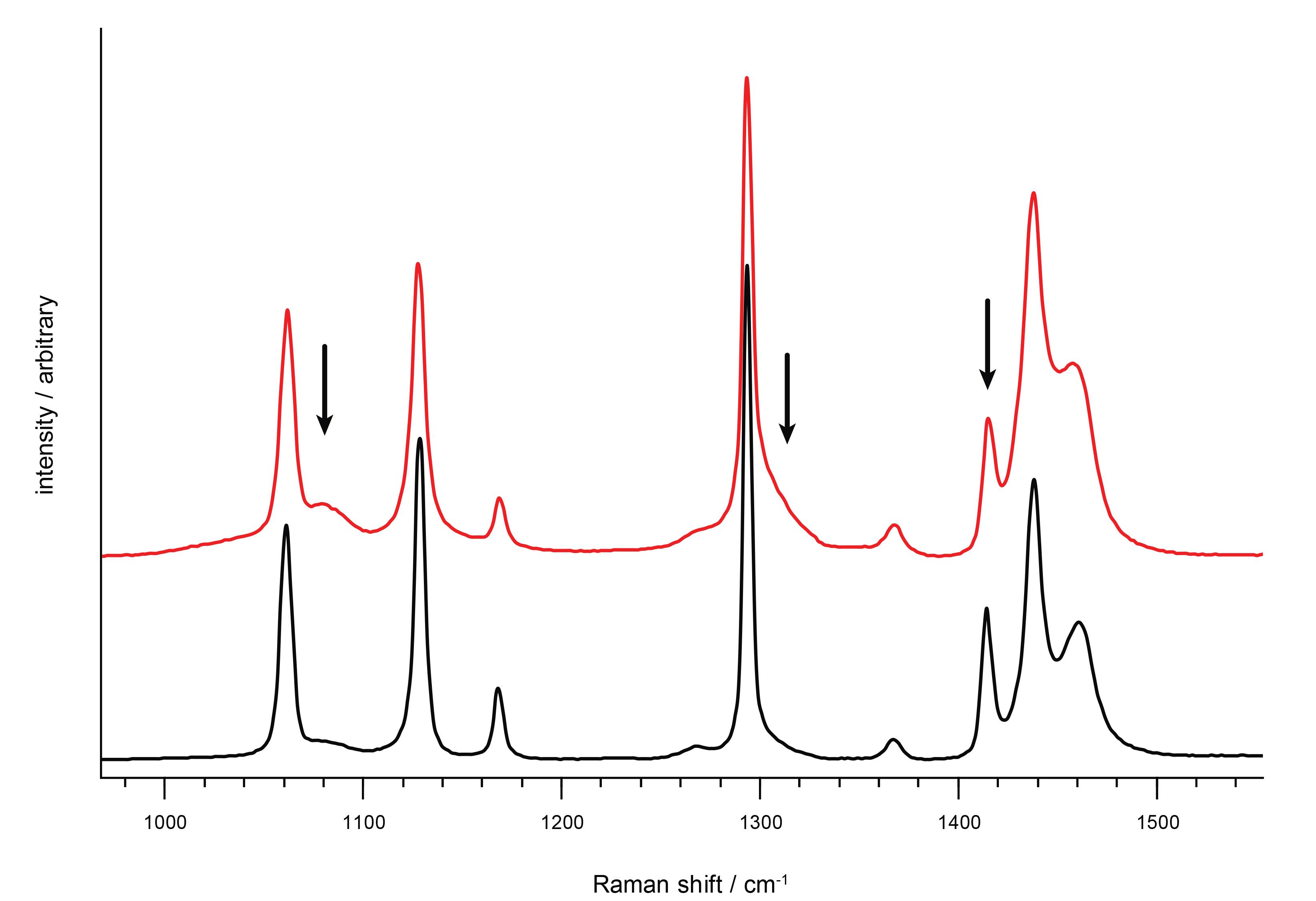 Raman spectra explained