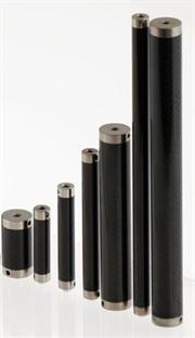 Carbon fibre stylus extensions