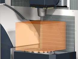 Renishaw volumetric compensation