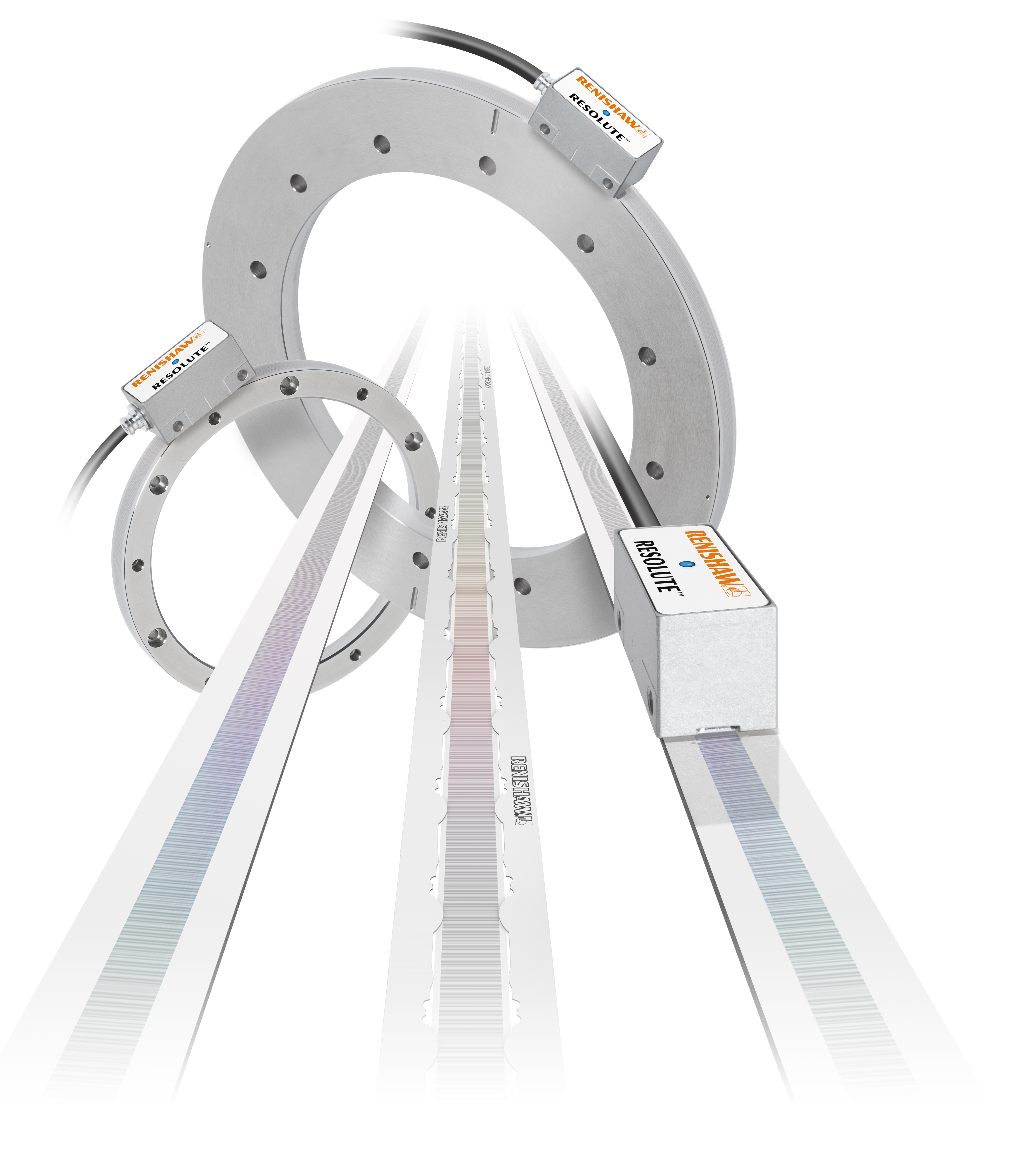 True absolute linear and absolute rotary encoders
