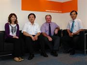 Staff of Renishaw (Taiwan) Inc