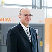 Clive Martell, Head of Global Additive Manufacturing