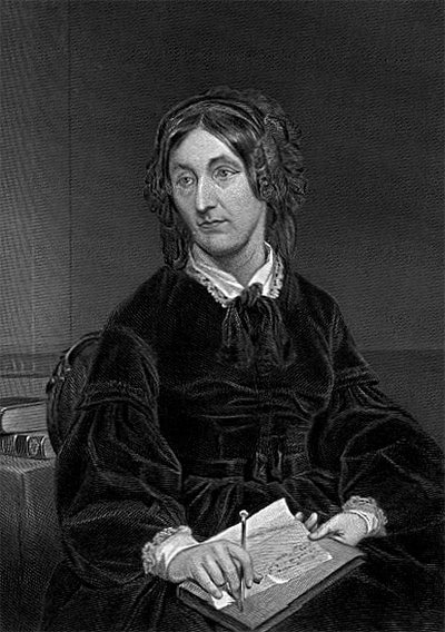 Mary Somerville illustration