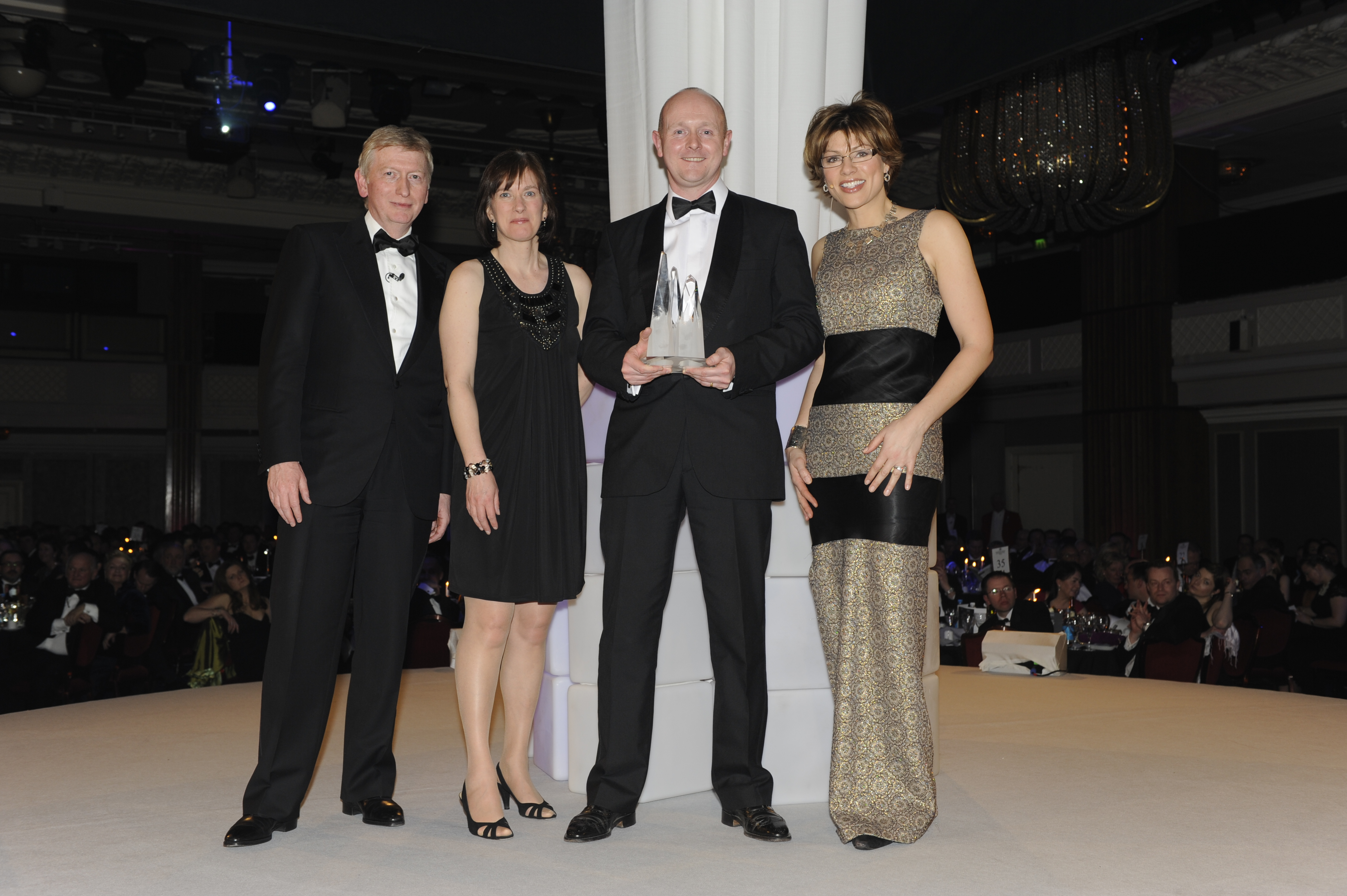 Renishaw wins the Best Technology award at this year's PLC Awards
