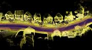 Dynascan 3D point cloud of urban environment