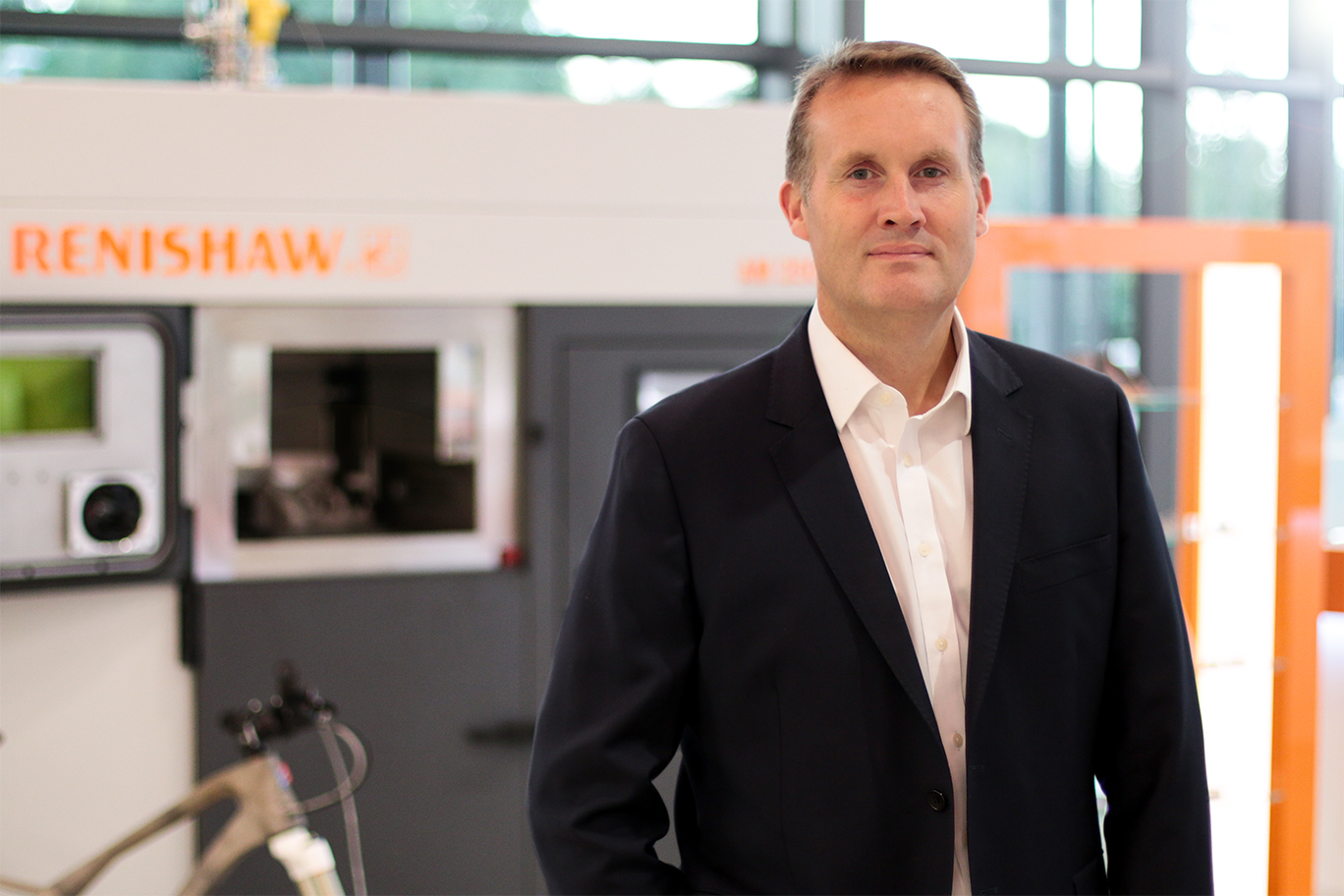 D Printing Exhibition Birmingham : Renishaw lowers the entry barrier to metal d printing
