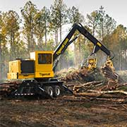 Tigercat® Industries Inc. forestry equipment