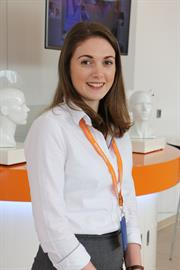 Jess Henson, Renishaw Engineer