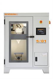 Renishaw 5/01 vacuum casting machine