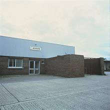 1981 First overseas manufacturing facility opened in Dublin, Ireland