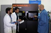 Renishaw installs its latest RenAM 500M additive manufacturing system at CATEC