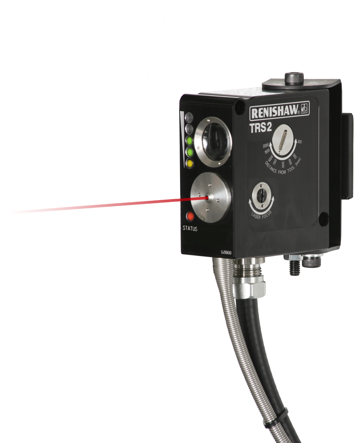 Laser Tool Recognition System Gives High Speed Broken Tool