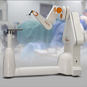 Renishaw neuromate robot with neurolocate module