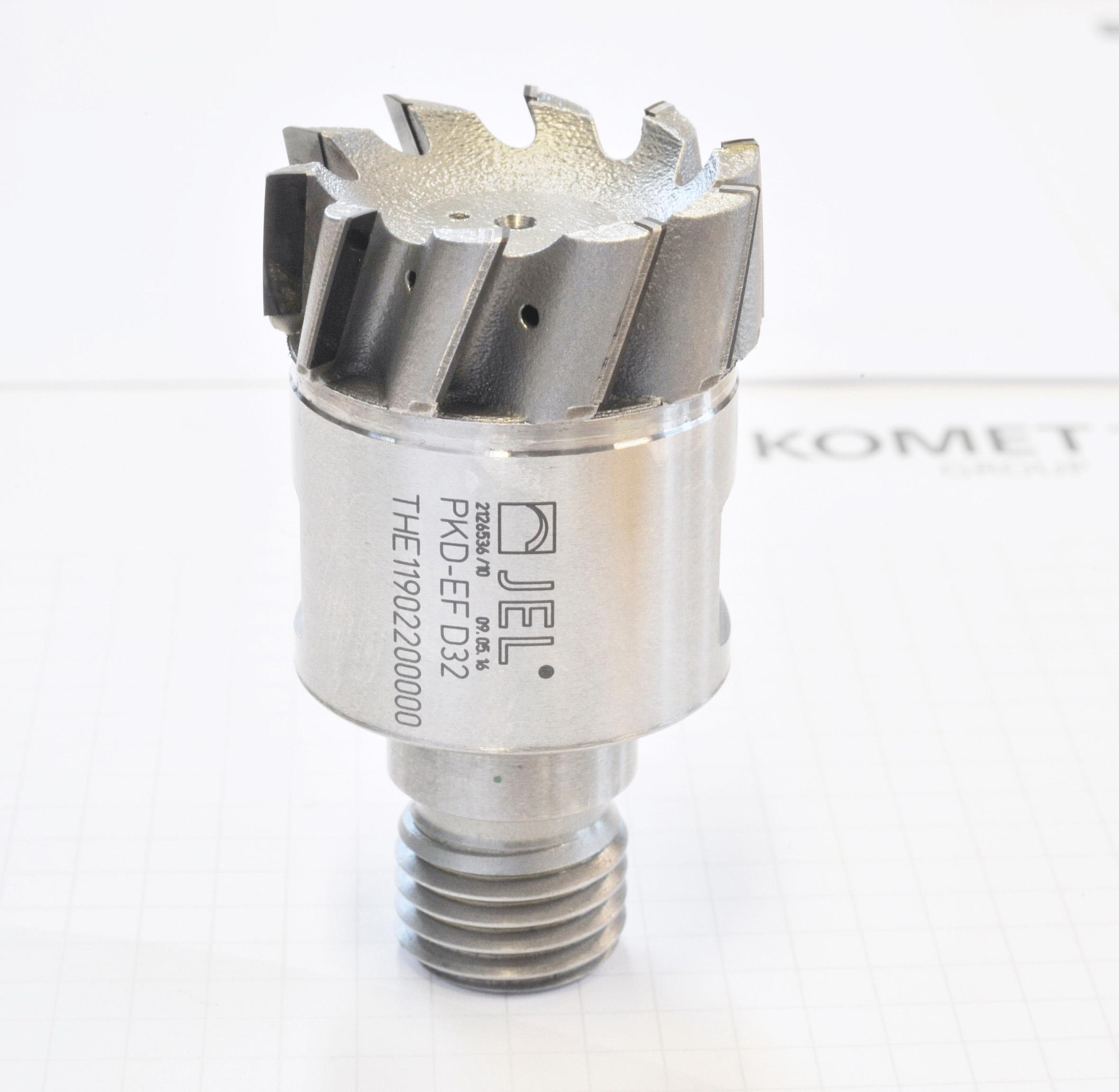KOMET® GROUP innovates cutting tools using metal 3D printing technology