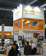 Renishaw stand at EMO 2009