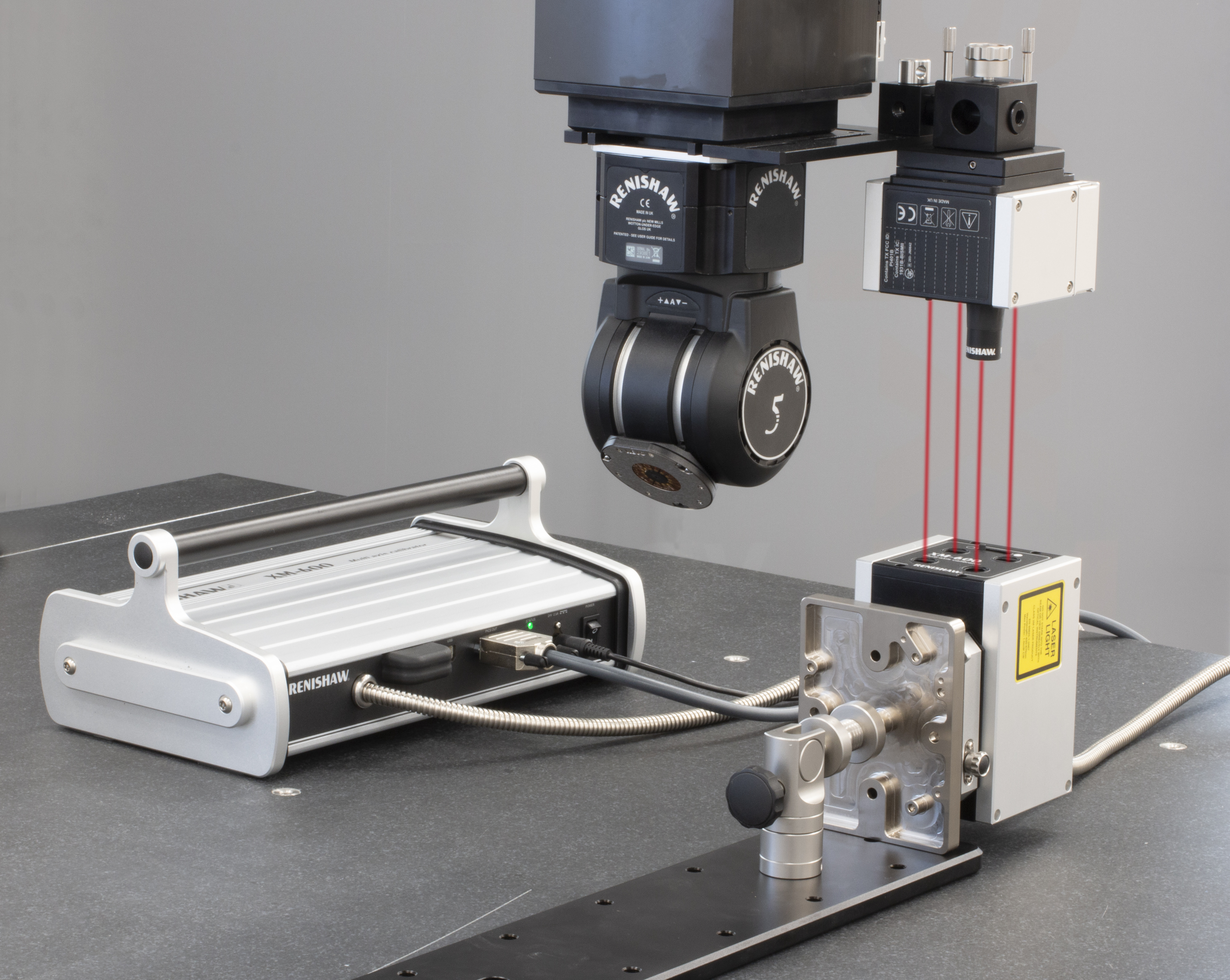 Renishaw XM-600 system enables faster and easier CMM error