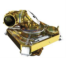 Laser communications terminal from Tesat-Spacecom