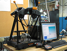Equator™ set up at Meyer Tool