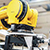 FANUC robotic arm with RESOLUTE absolute rotary encoders on the rotary axes