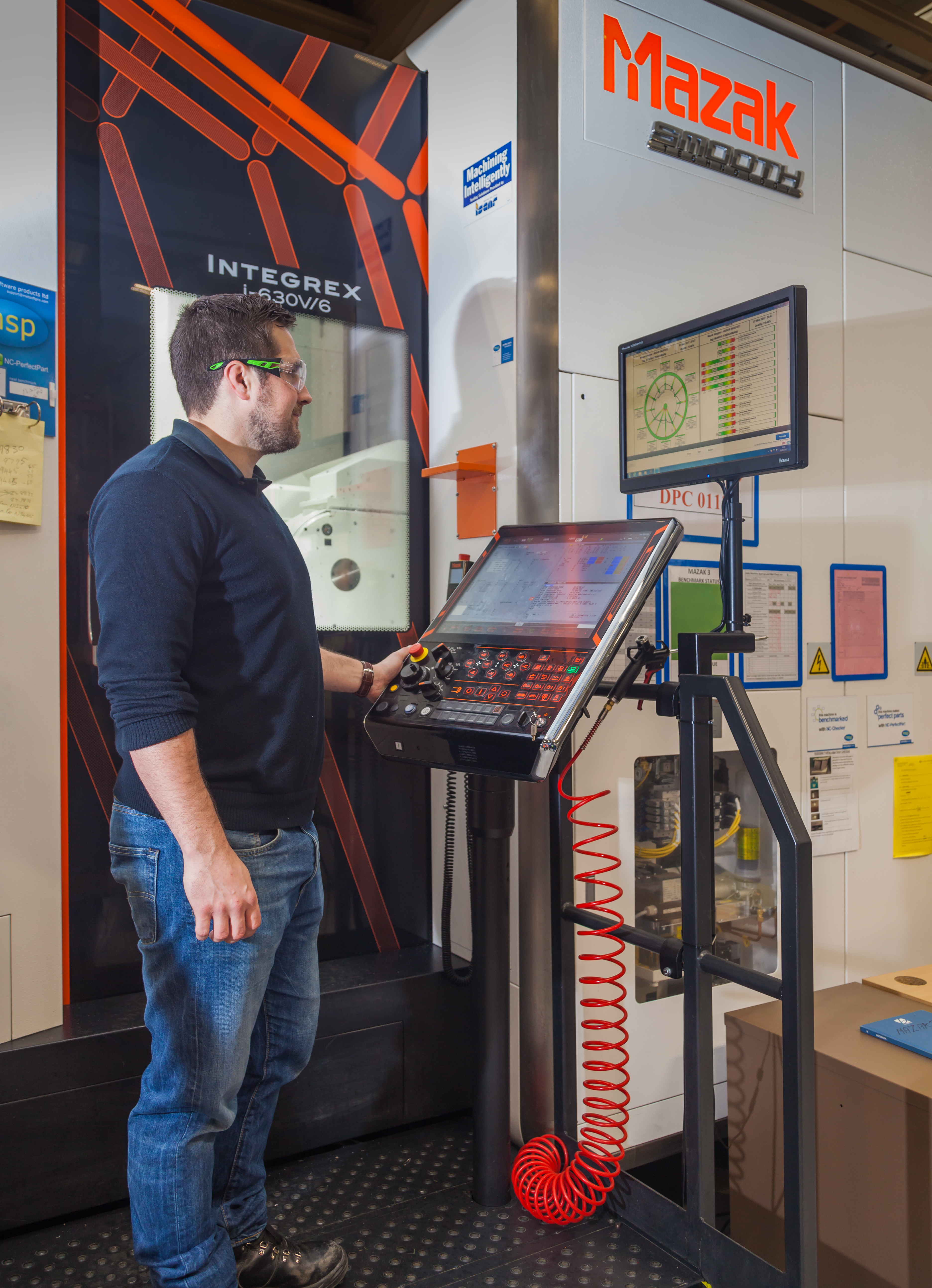 Intelligent manufacturing solutions halve production time of gas