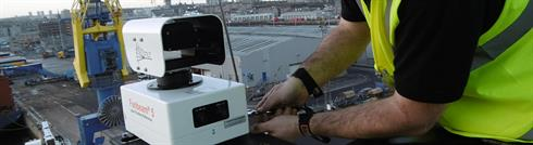 Engineer fitting Fanbeam Advance