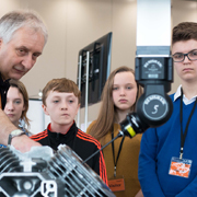 STEM activity and visits encourage the future generations of engineers