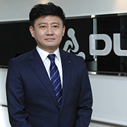 DUKIN's Technical Manager, Mr Tae Young Ku