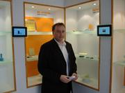 Jeremy Pullin, Renishaw's Rapid Manufacturing Manager
