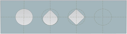 Design for metal AM - a beginner's guide - Options for lateral holes