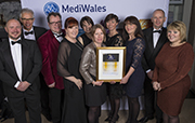 MediWales Awards December 2015