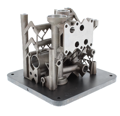 many additive parts require finish machining to create precision interface surfaces.