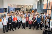Renishaw hosts 100 budding engineers for work experience