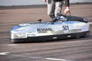 Renishaw Greenpower car (image credit: John Robbens)