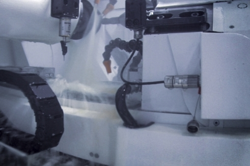 Machining in harsh environments