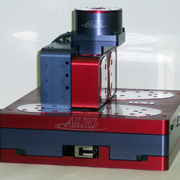 RSS image: ALIO Industries' nano-motion stage - True Nano™ motion system - with TONiC optical encoders