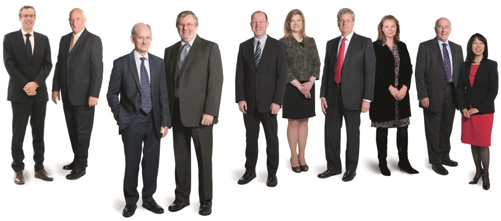 Renishaw Board of Directors 2015-2016