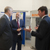 The Duke of York speaks about additive manufacturing to Simon Scott (right) and Chris Sutcliffe