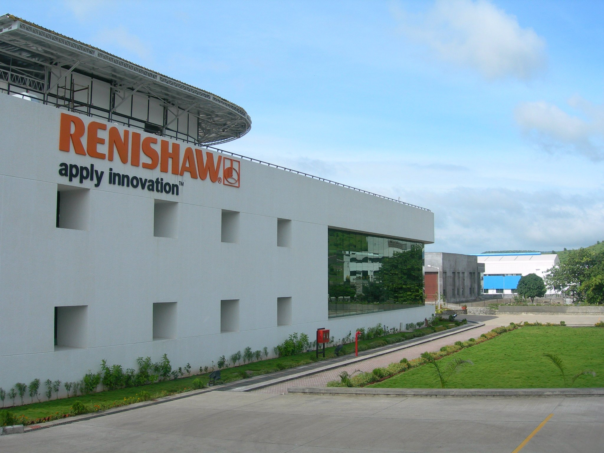 Renishaw Opens Significant Expansion To Indian Manufacturing And Automotive Wiring Harness Manufacturers In Pune Renishaws Facility India