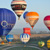 The Renishaw balloon takes to the skies across the English Channel