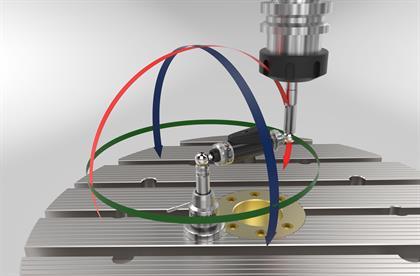 QC20-W ballbar system