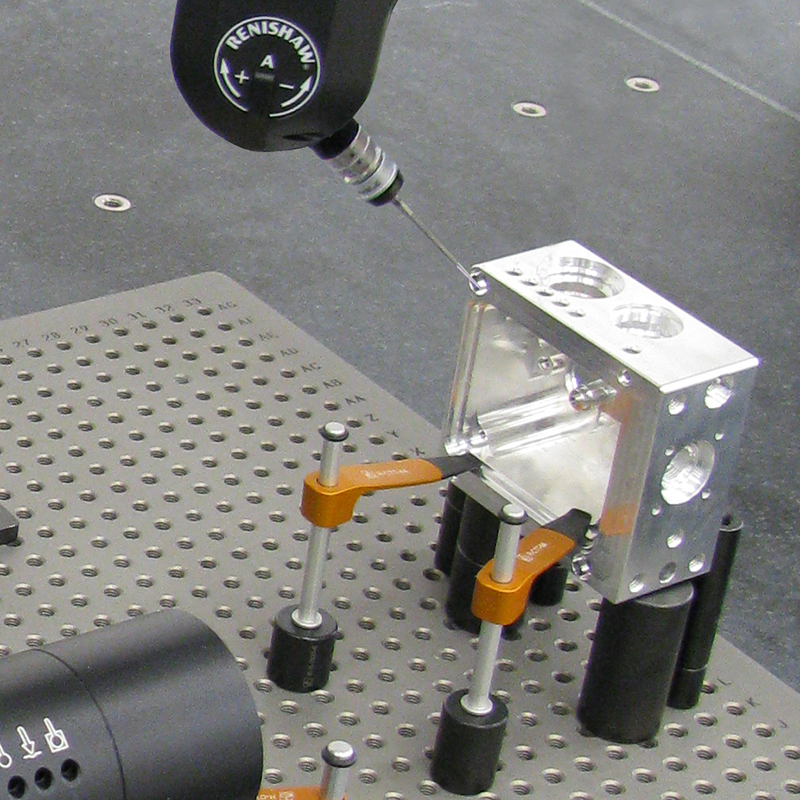 CMM inspection image
