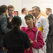 Networking at Inside Raman 2012
