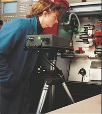 1987 Introduced laser interferometer (SL10)