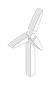 Power generation icon (2016)