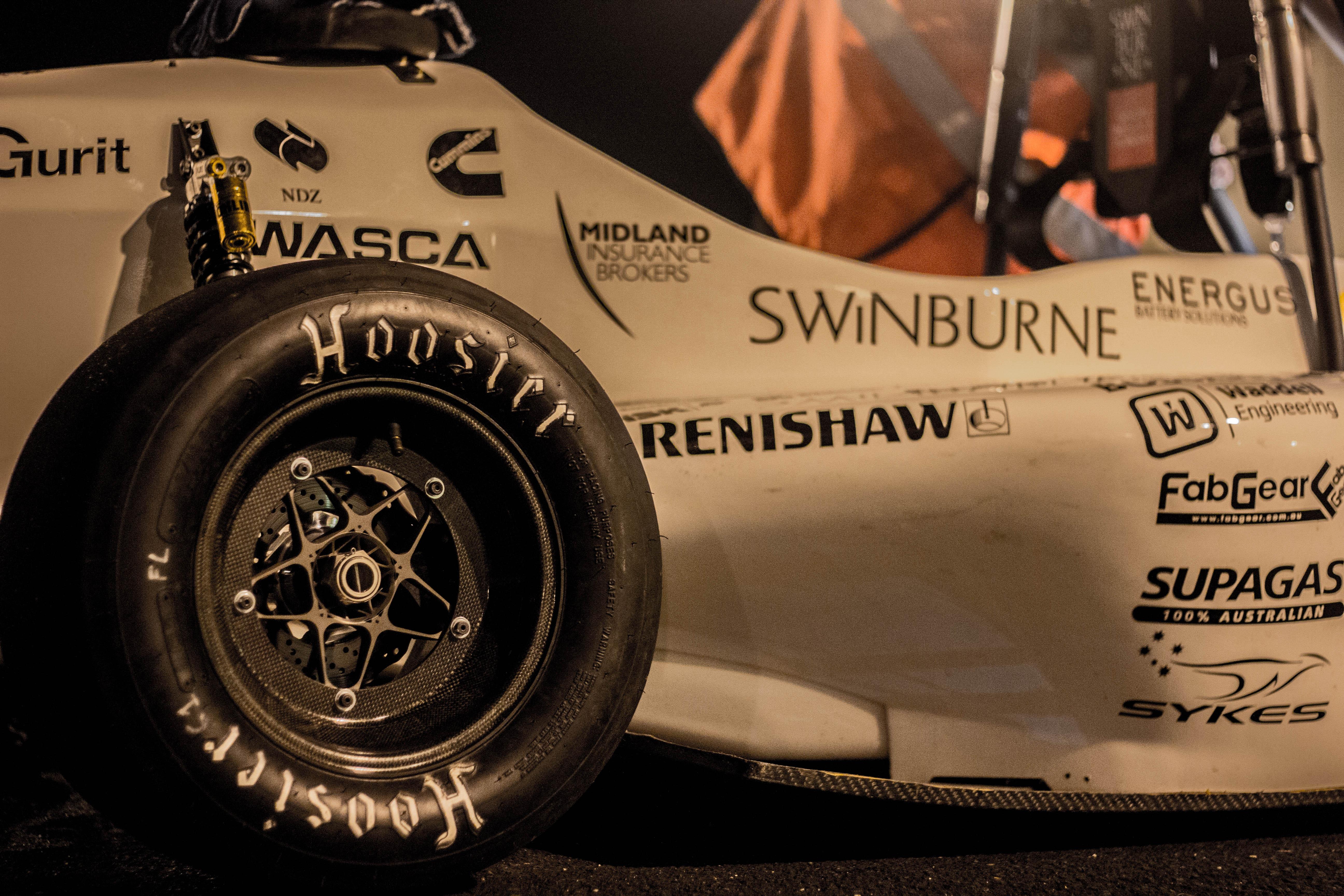 Renishaw Am Technology Helps Swinburne Electric Car To Best Ever